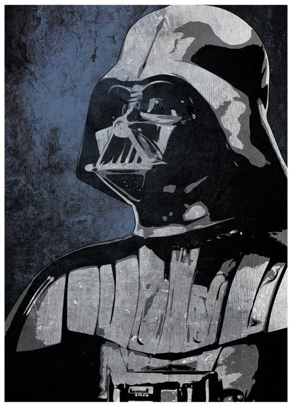 Items Similar To Star Wars Darth Vader From The Star Wars