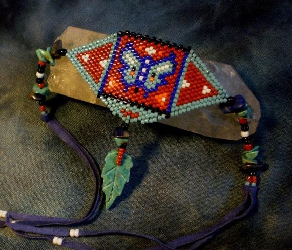 Butterfly Clan - Beaded bracelet