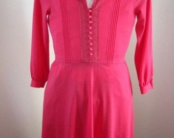 Retro Hal Ferman Dress From the 70s