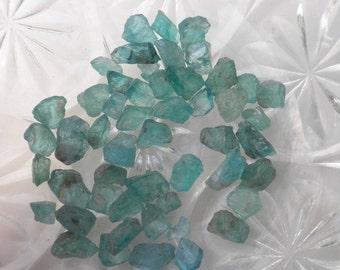 Neon Blue Apatite