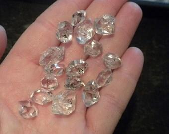 Herkimer Diamond Quartz Crystal