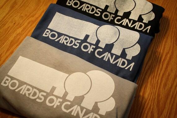 Boards of Canada Screenprinted T-Shirt