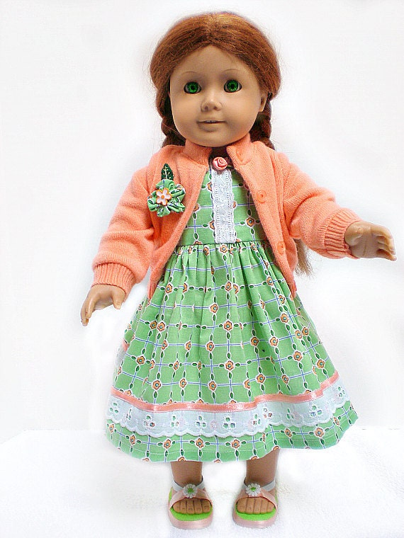 Items similar to handmade 18 inch doll clothes fit for Garden tools for 18 inch doll