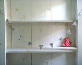 Mini Paper Bunting in Little Monsters