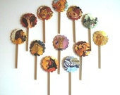 LION KING - Disney - Cupcake Toppers - Set of 12