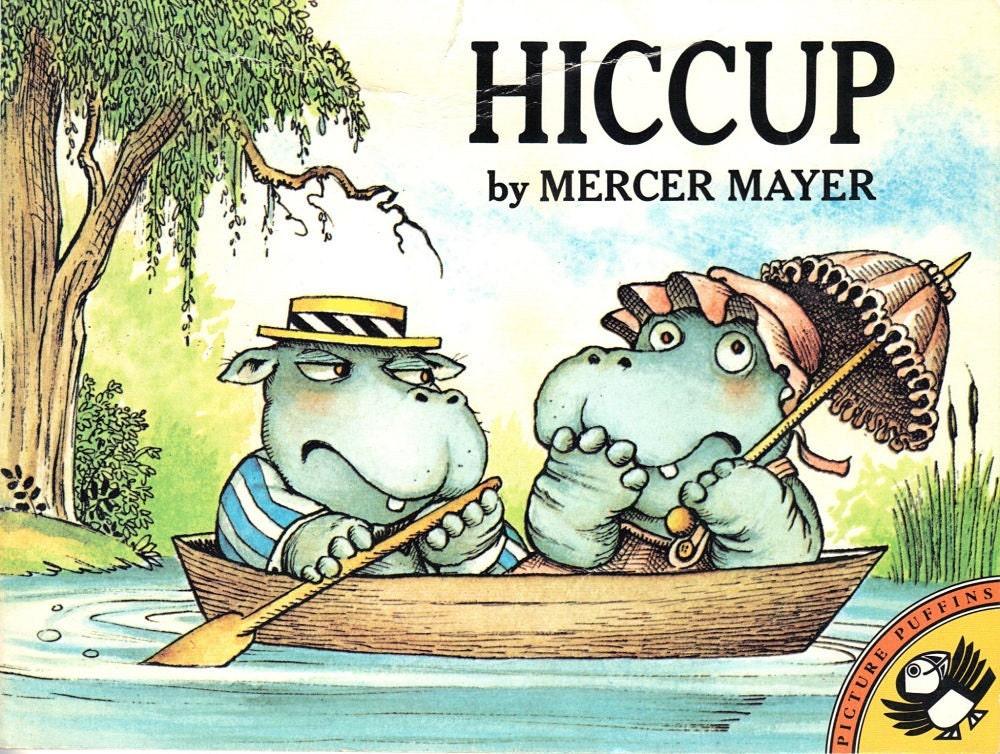 Hiccup Vintage Children S Book Mercer Mayer