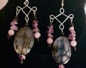 Lysandra's Earrings--RESERVED