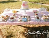 Butterfly Party (PRINTABLE)