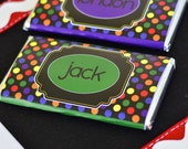 Crayon Party PRINTABLE DIY Birthday Candy Bar Wrapper by Love The Day