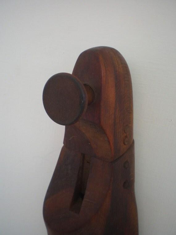 Vintage Antique Shoe Mold
