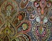 One yard - Great fabric brocade silk woven embroidery