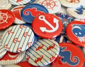 Buttons - Nautical (Set of 20)