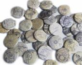 Buttons - Steam Punk (Set of 20)