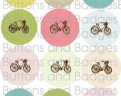 Pocket Mirror- Bicycles (set of 12)