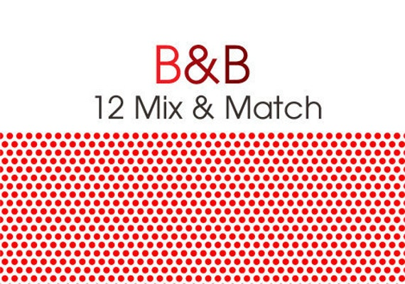 Buttons - Mix and Match (set of 12)
