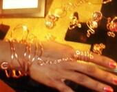 Nubian Ego Collection:  Goddess Bracelet
