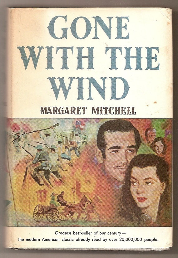 gone with the wind by margaret Atlanta does give a damn about gone with the wind – and you can take in the museums, southern homes and hotels that are connected to margaret mitchell's pulitzer prize-winning novel and the film, which celebrates its 75th birthday this year.