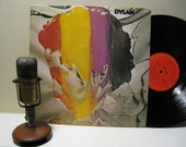 "ON SALE Bob Dylan Vinyl Record Album 1970s Folk Pop Rock LP,""Dylan"" (1973 Cbs w/""Mr. Bojangles"", ""Big Yellow Taxi"")"