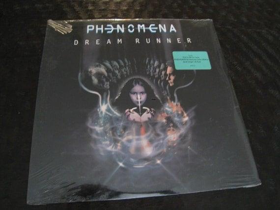 Phenomena - Dream Runner - Still Sealed Vintage Vinyl LP Record feat Glenn Hughes