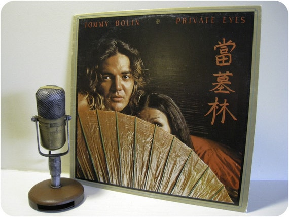Items Similar To Tommy Bolin Deep Purple And James Gang