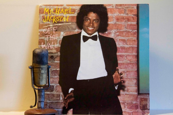 "Michael Jackson - ""Off the Wall"" (Original 1979 CBS Records with inner sleeve) - Vintage Gatefold Vinyl"