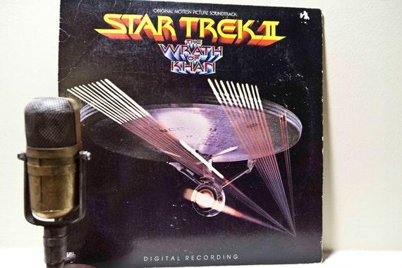 On Sale Star Trek Vinyl Lp Record Album 1980s Motion Picture