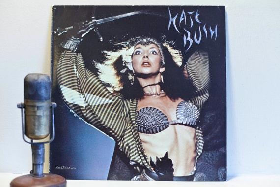"""Vintage Vinyl Album Record LP, Kate Bush - """"Mini LP""""(Original 1983 EMI 5-Song Ep)"""