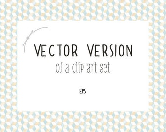 Vector Version Of A Clip Art Set