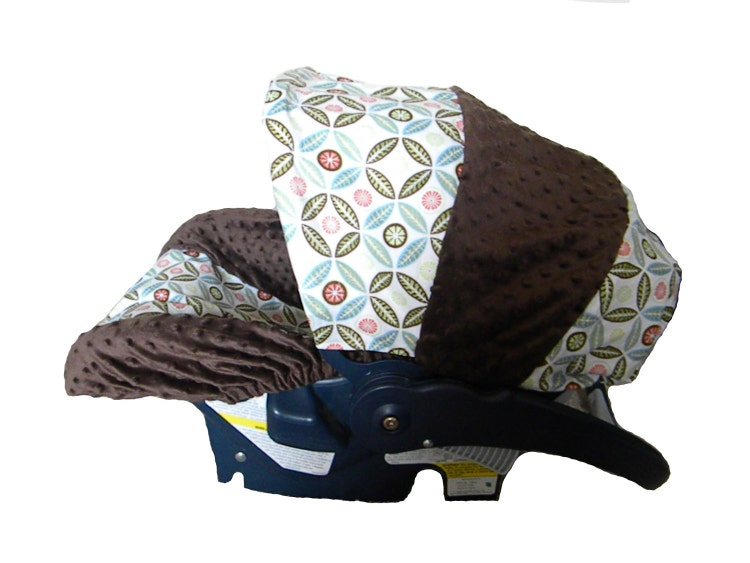 Infant Car Seat Cover Gender Neutral Custom For By