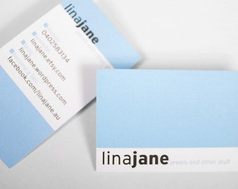 Pricing for Linen 100 LB Cover Uncoated Business Calling Cards
