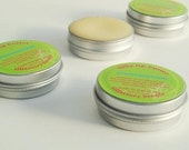 Silky Lip Butter- WINTERMINTSICLE all-natural lip balm in a tin