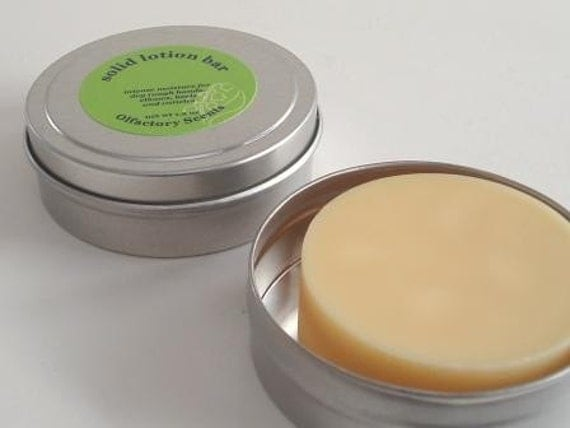 ISTANBUL Solid Lotion Bar