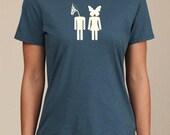ORGANIC cotton short sleeve T shirt, all sizes, SALE
