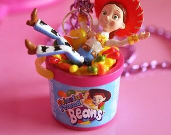 Jessie Toy Story Necklace