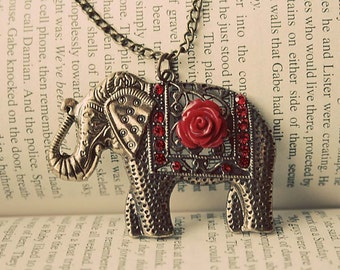 Royal Elephant  necklace
