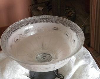 Vintage Glass Lamp Shade Sale