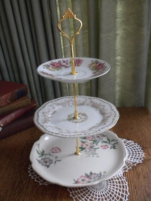 Amazoncom: cupcake stand vintage