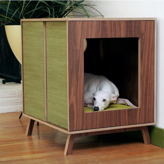 Mid Century MODERN DOG Furniture - Medium
