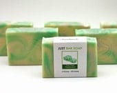 Tea Tree and Mint - Handmade Soap with Cocoa Butter