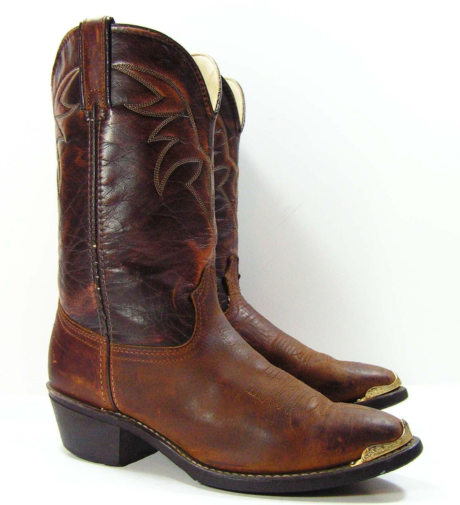 Mens Vintage Cowboy Boots Sale | CFA Vauban du Bâtiment