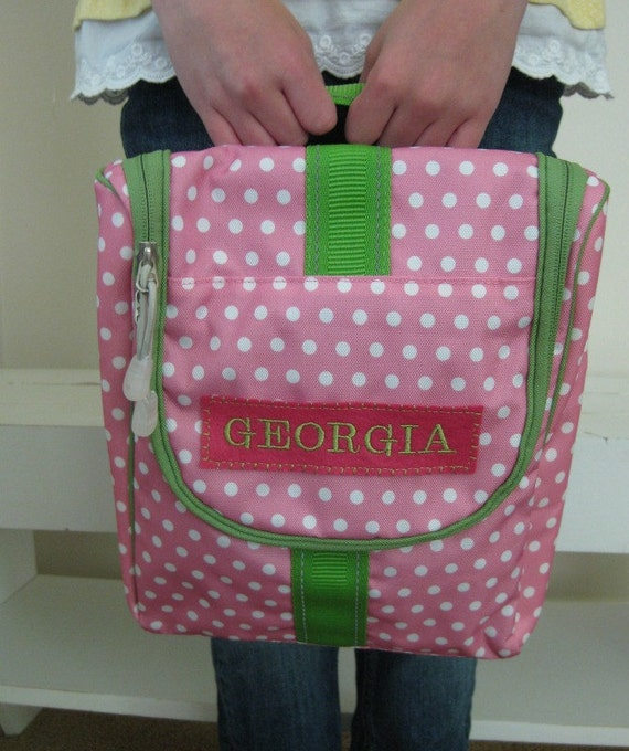 Upcycled Pottery Barn Kids Toiletry Bag With By Benlovesbirdy