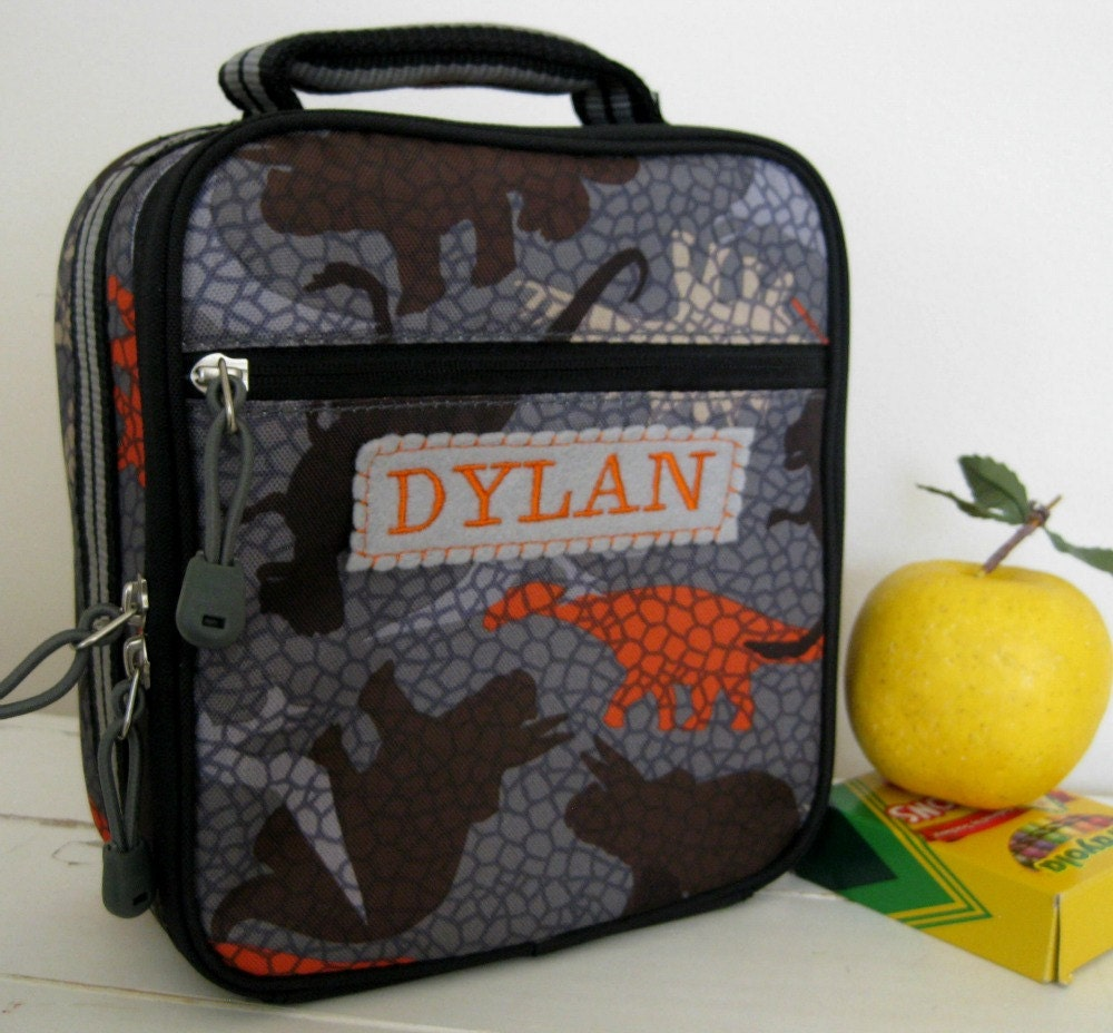Kids Personalized Lunch Bag Pottery Barn Classic Style