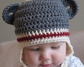 MADE TO ORDER Cutest Monkey In Town Hat Custom Sizes Newborn To 5T