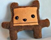 Funky Chunky Puzzle Bear