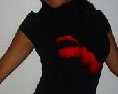 artshirt4you  woman turtle neck