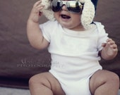 FREE AVIATORS  w/ first 10 customers  Aviation Baby Hat