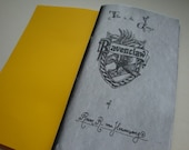 Fake Journal from Ravenclaw