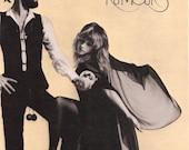 Fleetwood Mac Rumours Record Album Journal
