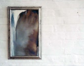 Waterfall Mirror, Antique Repro