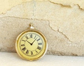 Vintage Belt Attachment Clock - vintagebuckle